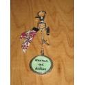 Porte-clés Maman d'amour 2