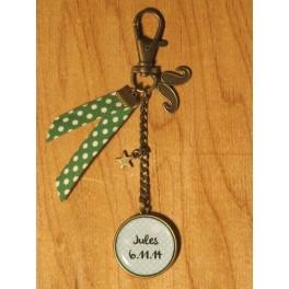 Porte-clés Prénom 3