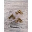 Moustache bronze