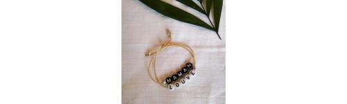 Bracelets lettres